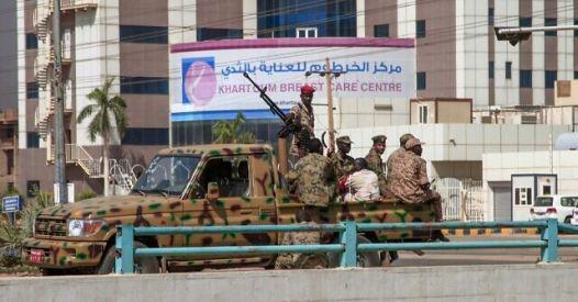 """I fatti in Sudan """"fonte di preoccupazione"""" per Israele"""