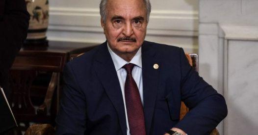 Haftar si candida in Llibia: l'Europa è nel panico