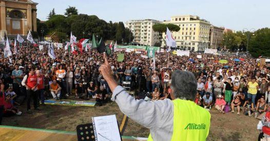 Alitalia, Green Pass... Il sindacato è in crisi perché ha tradito e si è asservito