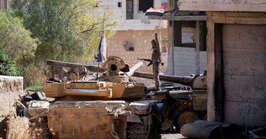 Tre soldati siriani uccisi e quattro feriti dai terroristi a Idlib
