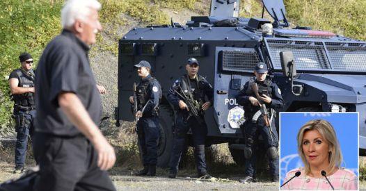 """La Russia avverte NATO e UE. Stallo sul Kosovo sta """"andando di male in peggio"""""""