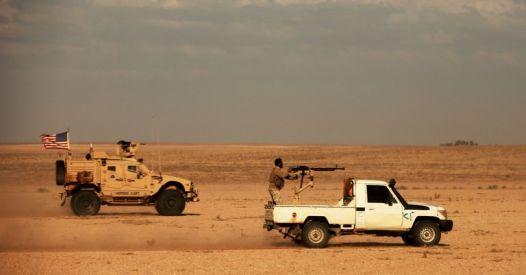 """Base Usa in Siria colpita con un """"attacco suicida con droni"""""""