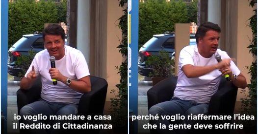 A voi che vi indignate per le parole di Renzi...