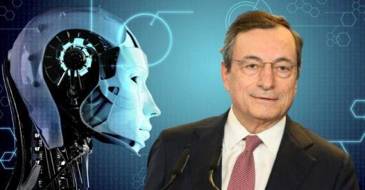 Il piano sull'Intelligenza Artificiale di Mario Draghi è aria fritta