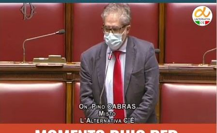Pino Cabras: Arresto Puigdemont momento buio per la democrazia