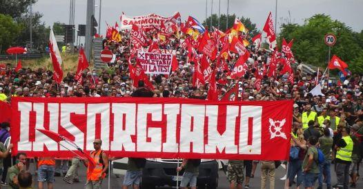 GKN. A Campi Bisenzio lavoratori in piazza contro i licenziamenti