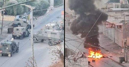 Le forze di occupazione israeliane hanno assassinato 5 palestinesi a Jenin