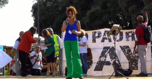 """Le imbarazzanti critiche """"a sinistra"""" alla vice questore Nunzia Alessandra Schiliro'"""