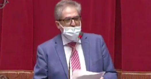 """""""Avete ingannato un intero paese"""". L'intervento completo di Pino Cabras alla Camera"""