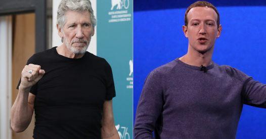 """Roger Waters rifiuta l'offerta economica di Zuckerberg: """"Fottiti!"""""""