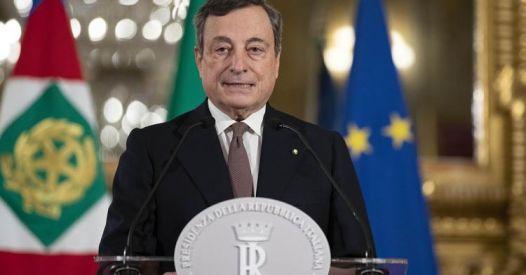 """""""Costruire l'opposizione al governo Draghi"""":  adesione di MarxVentuno"""