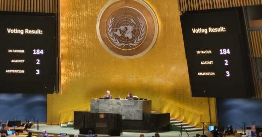 Con 184 voti a favore, Onu condanna embargo Usa contro Cuba