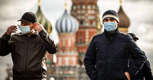 Covid 19: la situazione in Russia