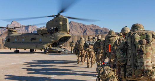 Riflessioni sull'imperialismo USA in ritirata dall'Afghanistan